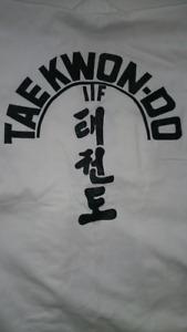 Taekwondo ITF, enfant