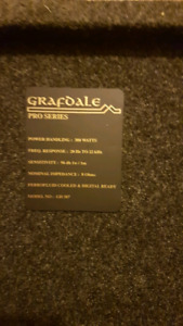 Grafdale Pro Speakers