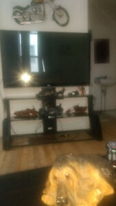 55 LG tv and stand 400.00 or 300.00 for tv
