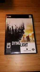 Dying Light PC DVD video game