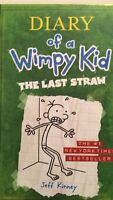 NOVEL Diary Of A Whimpy Kid: The Last Straw