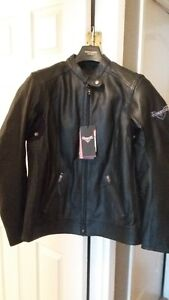 WOMEN'S VICTORY LEATHER JACKET - *NEW*