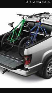 Honda Ridgeline bicycle rack