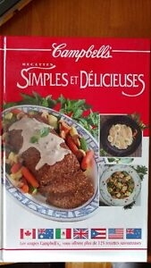 Campbell's recettes simples, délicieuses