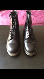 Dr. Martens Boots 1960 Made in England
