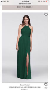Never Worn Bridesmaid Dress