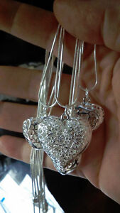 Assorted Sterling Silver Jewelry~Brand New Unused