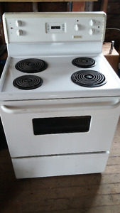 """SOLD PENDING PICKUP"" 30 inch Frigidaire Electric Range"