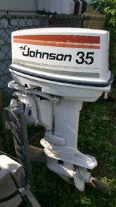 Johnson 35 for parts