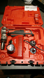 Milwaukee Tool M12 12-Volt Lithium-Ion Cordless ProPEX Expansion