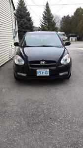 2010 Hyundai Accent Hatchback - Manual, Low kms