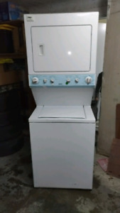 Kenmore stacking washer dryers