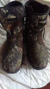 *NEW* Itasca hunting boots : size 12
