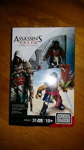 Mega Bloks Assassins Creed Adewale 31 PCS CNG88