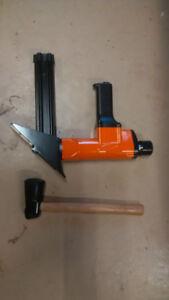 hardwood flooring nail gun - never used