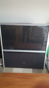"Toshiba 57"" TheaterWide HD TV"