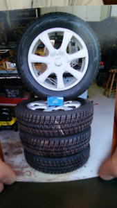 NEW Tires for sale and used rims in great shape!