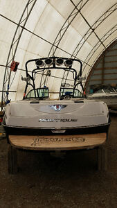 2009 Air Nautique 210 Byerly Limited Edition Wakeboard Boat Kawartha Lakes Peterborough Area image 5