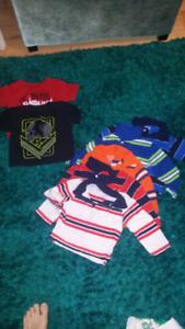 18-24m toddler boy clothing lot