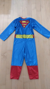 Superman costume for 6 yr old