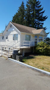 COMMERCIAL/RESIDENTIAL PROPERTY ON VANCOUVER ISLAND