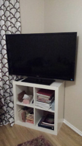 """50"""" Flat Screen LED Toshiba TV With Remote"""