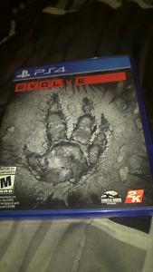 Evolve - PS4