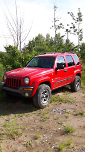 Jeep Liberty 2004 Édition Columbia