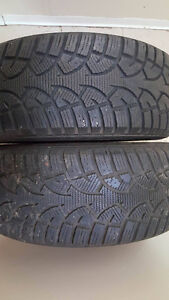 Winter Tires for sale - Blizzak / Altman Arctic - MAKE AN OFFER