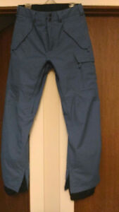 Mens and women's snowboarding pants