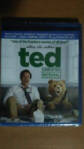 Ted (Bilingual) [Blu-ray + DVD + Digital Copy + UltraViolet]