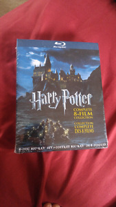 Harry Potter Blu-Ray Complete 8-Disc Set