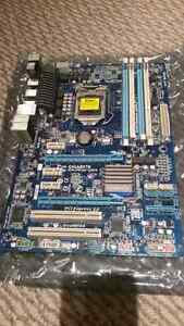 Gigabyte Socket 1155 ATX motherboard Kitchener / Waterloo Kitchener Area image 1