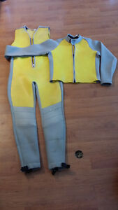 paddleboard wetsuit