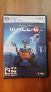 Jeu PC Wall-E (Mac + Windows) -5$-