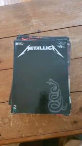 Metallica TAB lot