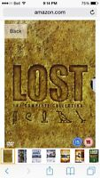Lost TV series box set