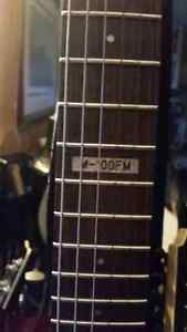Esp LTD M-100FM Peterborough Peterborough Area image 3