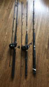 Dow rigger rods