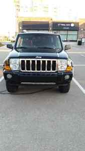 2007 Jeep Commander Limited SUV in excellent condition with Hemi Kitchener / Waterloo Kitchener Area image 2