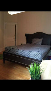 Furnished rooms available in a cosy building DOWNTOWN-CONCORDIA