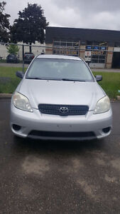2008 Toyota Matrix Es Hatchback