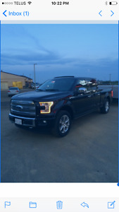 2015 Ford F-150 Platinum Pickup Truck