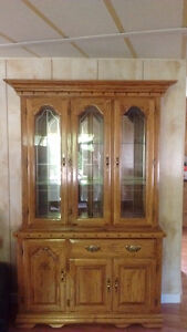 China cabinet Top Only
