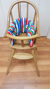 Ikea Wood Chair in VGC