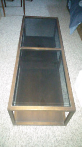 Coffee Table or Entertainment Stand. Deilcraft made in Canada