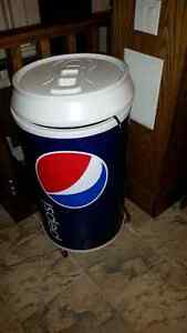 Pepsi Party Cooler (plugs in/adjustable thermostat)