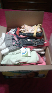 12-18 month baby clothing lot
