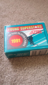 Young stars 1991 score hockey cards for sale