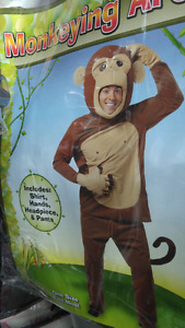Costume deguisement d'animaux halloween